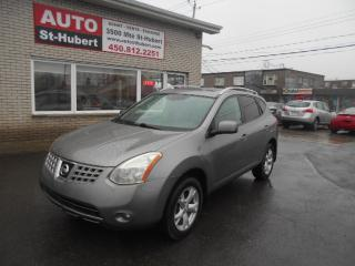 Used 2008 Nissan Rogue SL AWD for sale in St-Hubert, QC