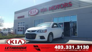 Used 2018 Chevrolet Sonic LT Auto for sale in Lethbridge, AB