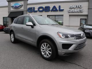 Used 2015 Volkswagen Touareg Sportline 3.6L 8sp at Tip 4M for sale in Ottawa, ON