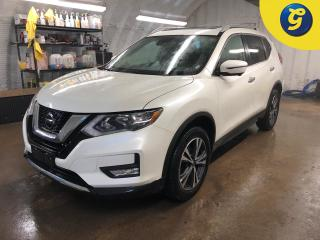 Used 2019 Nissan Rogue SV * AWD * Navigation * Dual Pane sunroof * Remote start * Heated front seats/steering wheel * Power Lift-Gate * Push button start *  Sport/Normal/ECO for sale in Cambridge, ON