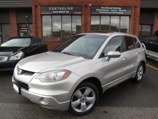 Used 2009 Acura RDX SH-AWD/ $7,495+HST+LIC FEES, CLEAN CARFAX REPORT for sale in North York, ON