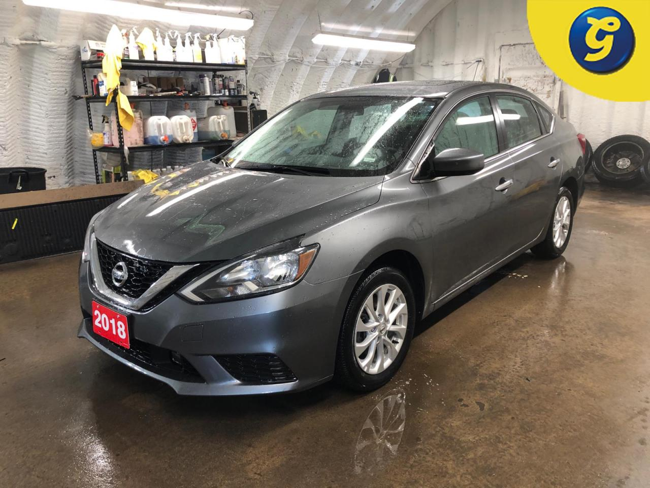 Used 2018 Nissan Sentra SV * Sunroof * Sport/Normal/ECO mode