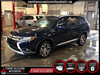 Used 2018 Mitsubishi Outlander SE TOURING  AWC TOIT OUVRANT for sale in St-Jérôme, QC