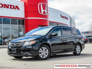 Used 2015 Honda Odyssey EX-L for sale in Milton, ON