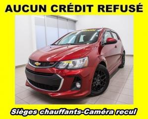 Used 2017 Chevrolet Sonic Lt Caméra Recul for sale in Mirabel, QC