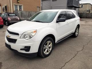 Used 2011 Chevrolet Equinox AWD 4DR LS for sale in Oshawa, ON