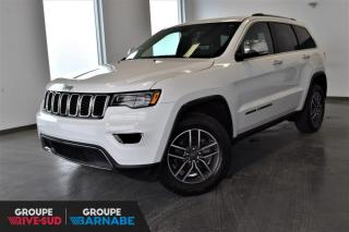 Used 2019 Jeep Grand Cherokee LIMITED | NAVIGATION + TOIT PANO + CUIR for sale in St-Jean-Sur-Richelieu, QC