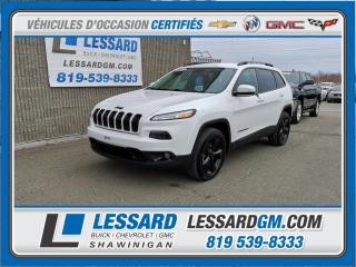 Used 2015 Jeep Cherokee North , Camera De for sale in Shawinigan, QC