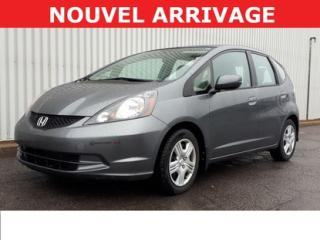 Used 2014 Honda Fit LX for sale in Boucherville, QC