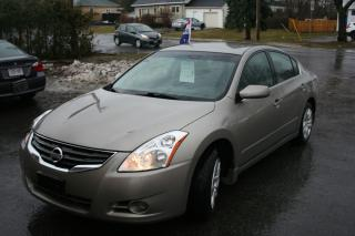 Used 2011 Nissan Altima 2.5 S for sale in Nepean, ON