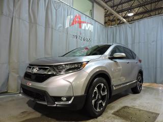 Used 2018 Honda CR-V TOURING DEMO for sale in Rouyn-Noranda, QC