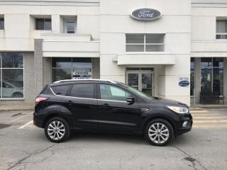 Used 2018 Ford Escape Titanium 4RM/awd BAS KM22402 for sale in Drummondville, QC