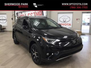 Used 2017 Toyota RAV4 se for sale in Sherwood Park, AB
