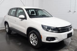 Used 2013 Volkswagen Tiguan COMFORTLINE 4Motion for sale in St-Hubert, QC