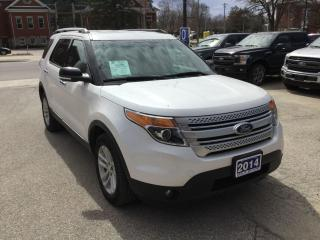 Used 2014 Ford Explorer XLT | 4WD | One Owner | Bluetooth for sale in Harriston, ON