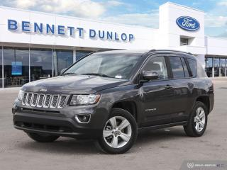 Used 2015 Jeep Compass High Altitude for sale in Regina, SK