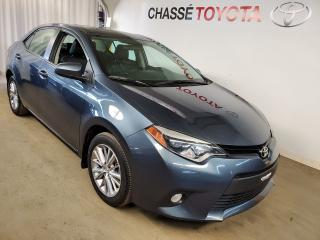 Used 2014 Toyota Corolla Le Grp Premium for sale in Montréal, QC
