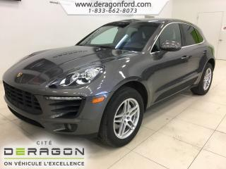 Used 2015 Porsche Macan S for sale in Cowansville, QC