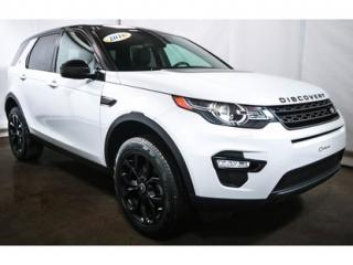 Used 2016 Land Rover Discovery Sport Hse Awd for sale in St-Jean-Sur-Richelieu, QC
