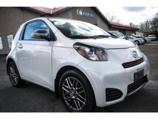 Used 2012 Scion iQ 3dr Coupe Mags A/c for sale in St-Jean-Sur-Richelieu, QC