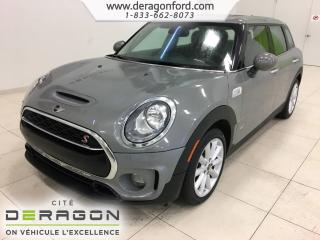 Used 2017 MINI Cooper Clubman AWD for sale in Cowansville, QC