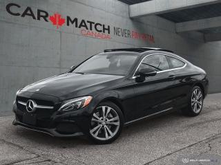 Used 2017 Mercedes-Benz C-Class C 300 / NAV / ROOF / 4MATIC for sale in Cambridge, ON