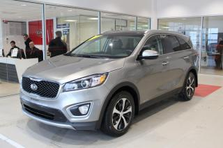 Used 2017 Kia Sorento EX V6 7 places 4 portes TI for sale in Beauport, QC
