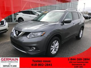 Used 2016 Nissan Rogue Cruise - Bluetooth for sale in Donnacona, QC