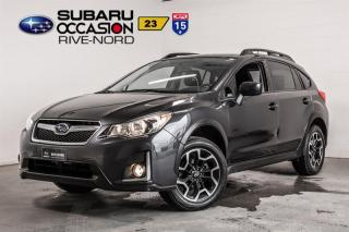 Used 2016 Subaru XV Crosstrek Touring for sale in Boisbriand, QC