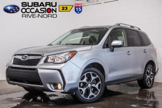 Used 2014 Subaru Forester XT Touring for sale in Boisbriand, QC