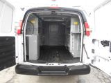 2012 Chevrolet Express 2500 2500HD Cargo 4.8L Rack Divider Shelving ONLY 139Km