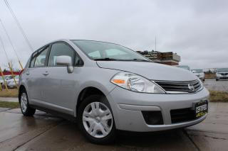 Used 2010 Nissan Versa 1.8 S LOW KM for sale in Oakville, ON