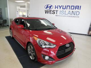 Used 2014 Hyundai Veloster Turbo Auto TA for sale in Dorval, QC