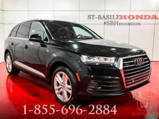 Used 2017 Audi Q7 3.0T Technik quattro 4 portes for sale in St-Basile-le-Grand, QC