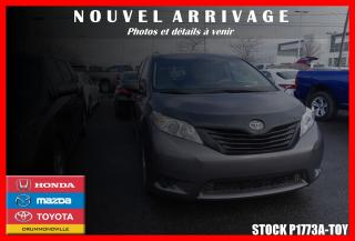Used 2011 Toyota Sienna V6 7 Passager A/c for sale in Drummondville, QC