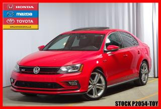 Used 2016 Volkswagen Jetta GLI for sale in Drummondville, QC
