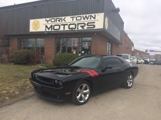 Used 2014 Dodge Challenger R-T Classic/Nav/BackCam/OneOwner/NoAcc for sale in North York, ON