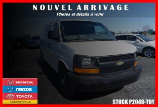 Used 2005 GMC Savana Express for sale in Drummondville, QC