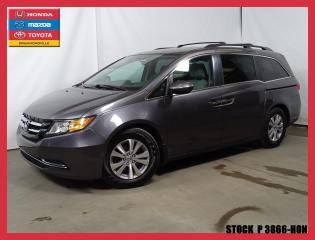 Used 2015 Honda Odyssey Ex+mags+caméra for sale in Drummondville, QC