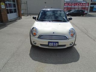 Used 2010 MINI Cooper CAMDEN EDITION for sale in Scarborough, ON