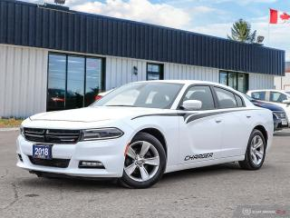 Used 2018 Dodge Charger SXT Plus,REMOTE START,REARVIEW CAM,PWR S/ROOF for sale in Barrie, ON