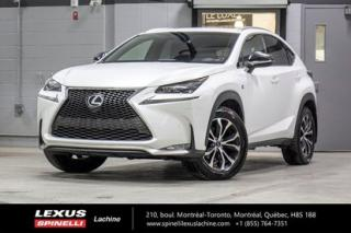 Used 2015 Lexus NX 200t F Sport I Awd for sale in Lachine, QC