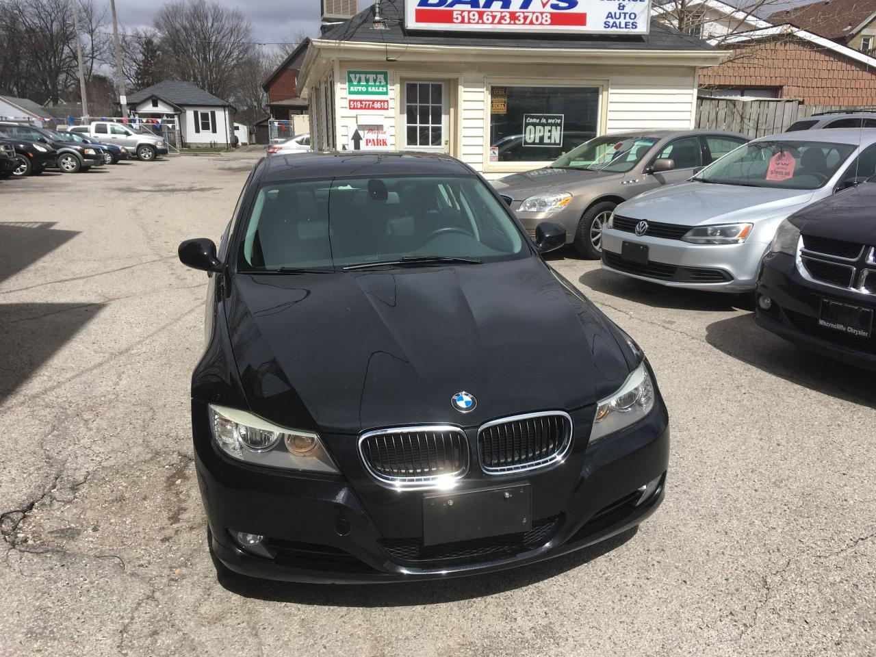 Bmw London Ontario >> Used 2011 Bmw 3 Series 323i For Sale In London Ontario