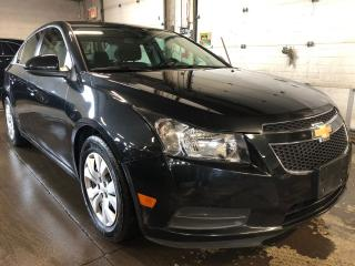 Used 2014 Chevrolet Cruze 1LT for sale in Mississauga, ON