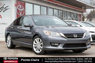 Used 2013 Honda Accord TOURING V6 CUIR for sale in Pointe-Claire, QC