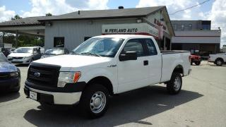 Used 2014 Ford F-150 Xl,4x4, 3.7l for sale in Sherbrooke, QC