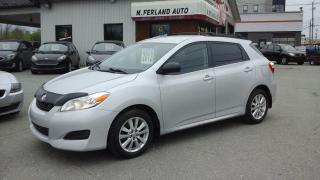 Used 2013 Toyota Matrix Base A4 for sale in Sherbrooke, QC