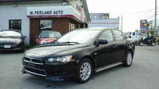 Used 2014 Mitsubishi Lancer Se Awc AUTOMATIQUE for sale in Sherbrooke, QC