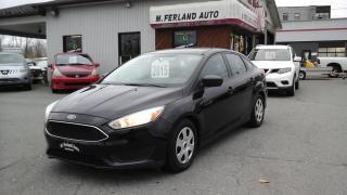 Used 2015 Ford Focus S A/c Caméra Recul for sale in Sherbrooke, QC