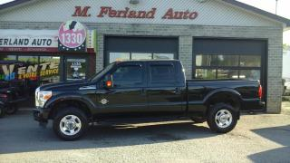 Used 2015 Ford F-250 Super Duty XLT 4X4 for sale in Sherbrooke, QC